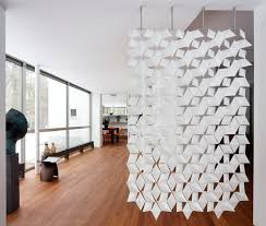the most stylish hanging room divider screen is here klokgebouw