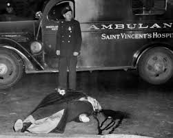 famous crime scene photos in plain sight mob brutality on the streets of new york slide