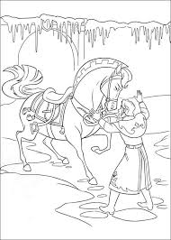 frozen coloring pages characters coloringstar