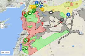 Beirut On Map Turkey U0027s Troubling Entry Into Syria The Weekly Standard