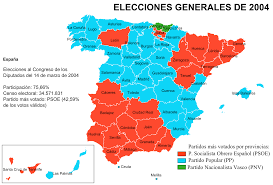 Spanish general election, 2004