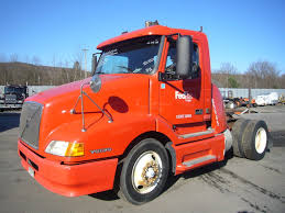 volvo used trucks 2001 volvo vnl42t single axle day cab tractor for sale by arthur