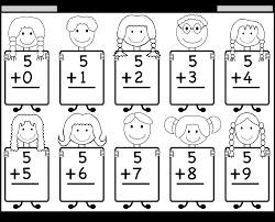 Math Worksheets For First Grade Geography Blog Math Addition Worksheets
