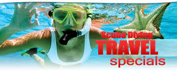 scuba diving travel deals and diving travel specials by scuba