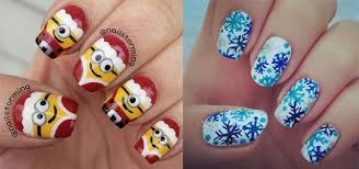 30 best christmas nail art designs ideas trends u0026 stickers 2014