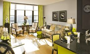 Green Living Rooms by Beautiful Living Room Ideas Lime Green White Blue And Design