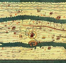 Show Me A Map Of Europe by Roman Map Of The Ancient World Shows The Road Network In The Roman