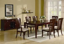 Queen Anne Dining Room Set by El Rey Cherry Wood Buffet Table Steal A Sofa Furniture Outlet