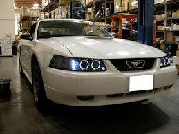 2002 ford mustang headlights halo headlights taurus car of america ford taurus forum