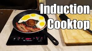 induction cooktop in a sprinter conversion van youtube