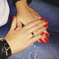 best 10 bright red nails ideas on pinterest red nail polish