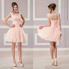 cheap tulle cheap tulle pink lace cocktail dress girl sweet prom dress