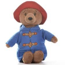 paddington bear movie 15cm soft bean toy 7 00 hamleys for