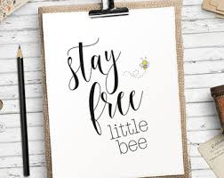 Bumble Bee Nursery Decor Bumble Bee Nursery Etsy