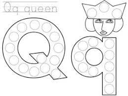 do a dot letter b printable funnycrafts worksheet pinterest