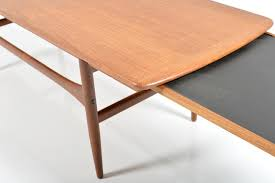 extendable teak and formica coffee table 1950s for sale at pamono 1 130 00