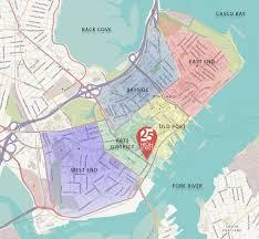 Map Portland Maine by Location U2014 25 High Street Portland Me