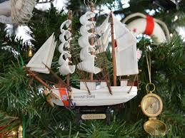 united states coast guard uscg eagle model ship tree