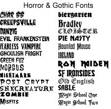 latest tattoo fonts and new tattoo fonts design