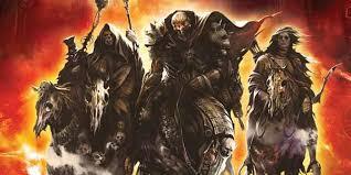 the trailer for titan u0027s u0027the four horsemen of the apocalypse