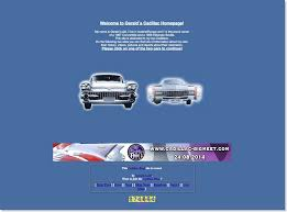 website news geralds 1958 cadillac eldorado seville 1967