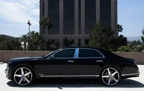 bentley mulsanne 2014 dub magazine bentley mulsanne invictus z lexani wheels