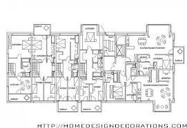 Unique Apartment Room Blueprint M In Design Decorating - Apartment building design plans