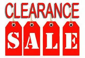 frantz glass clearance items
