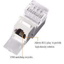 white 90 degree dual type cat 6 stp rj45 keystone jack buy cat 6