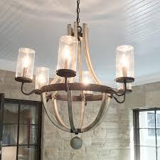 Indoor Chandeliers by Outdoor Chandeliers With Indoor Style Shades Of Light