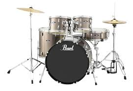 pearl roadshow review the drum kit for the beginning drummer