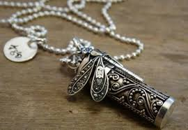 jewelry for ashes of loved one sterling silver dragonfly custom urn locket pendant