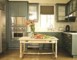 Olive Green Painted Kitchen Cabinets Green Paint Kitchen Ideas - Olive green kitchen cabinets