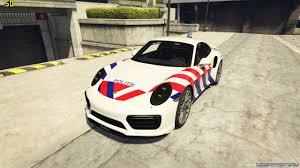 police porsche police porsche 911 s turbo nederlandse politie 1 0 for gta 5