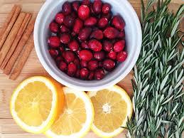 cranberry orange spice stove top potpourri diy catch my party