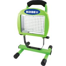 Portable Work Light Kobe Red Line Rechargeable 108 Led Portable Worklight Wl2013 108