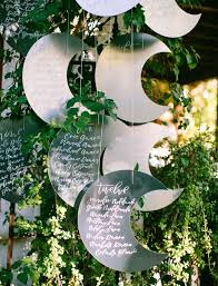 25 crescent moon wedding ideas weddingomania
