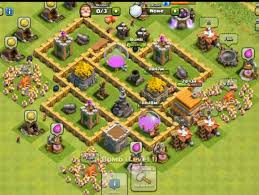 coc village layout level 5 clash of clans builder best town hall 5 layouts heavy com