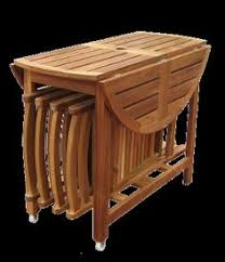Folding Wooden Garden Table Folding Patio Table And Chair Set Home Design Ideas And Pictures
