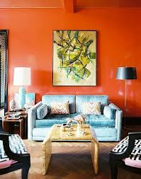 Living Room Wall Painting Ideas Paint Walls Paint Ideas For Orange Wall Design Interior Design