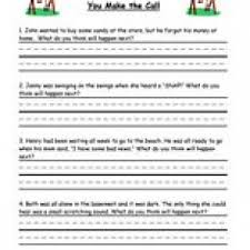 making inferences worksheets 2nd grade worksheets
