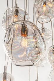 Large Glass Chandeliers Winsome Blown Glass Lighting 15 Hand Blown Glass Lighting
