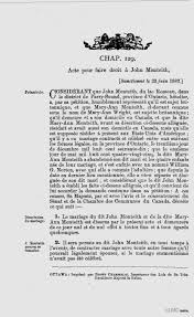 acte mariage actes de divorce 1841 1968 bibliothèque et archives canada