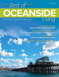 best of oceanside living magazine 2017 2018 by oceanside chamber