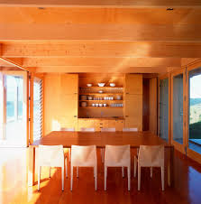container house connects naturally with its environment