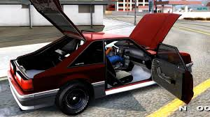 5 0 mustang and fast fords 1993 ford mustang gt 5 0 gta san andreas