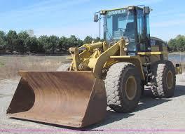 2001 caterpillar 938g wheel loader item b5041 sold nove
