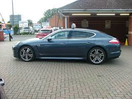 porsche panamera yachting blue used porsche panamera hatchback 4 8 v8 4s pdk awd 5dr in wokingham