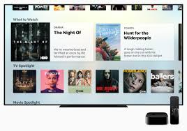 Britbox On Tv Apple Debuts U201ctv U201d A Tv Guide And Watchlist App For Apple Tv