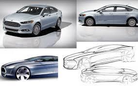 who designed the ford fusion car design 2013 ford fusion energi